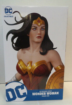 DC Designer Series: Wonder Woman Statue (2017) DC Collectibles New 2019/5000