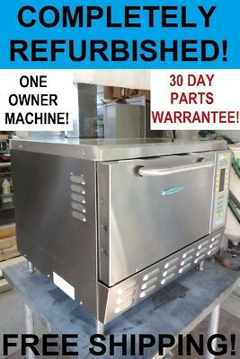 TurboChef NGC D6 Commercial Microwave Convection Rapid Cook Oven, REFURBISHED!!