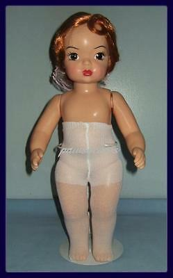 """Tiny Chatty Baby 18/"""" Sasha 68mm CREAM Heart Cut for Bitty Baby DOLL Shoes"""