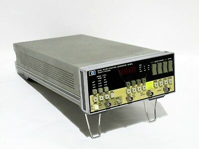 HP 8116A 50 MHz Pulse Function Generator