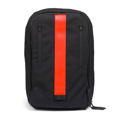 Rapha Backpack Black/orange New With Tags