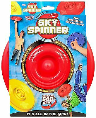 Wicked Sky Spinner (Blue/Red/Yellow)