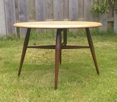 Vintage Small Ercol  Coffee Table