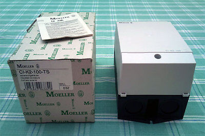 (Eaton) Moeller C1-K2-100-TS IP65 Insulated Enclosure w/ Rail - Brand New in Box