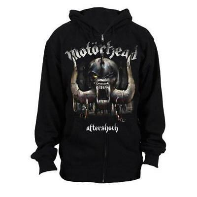 Official Licensed - Motorhead - Warpig Aftershock Zip Hooded Sweatshirt Hoodie