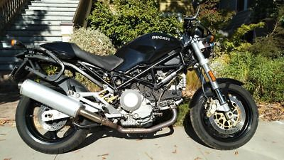 2005 Ducati Monster  DS S2R 1000 Ducati Monster