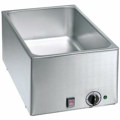 Brand New 1/1 Size Electric Wet Heat Bain Marie (without pans)