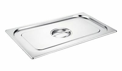 Bain Marie Gastronorm Pan Stainless Steel Lids / Gastronorm Pan Lids