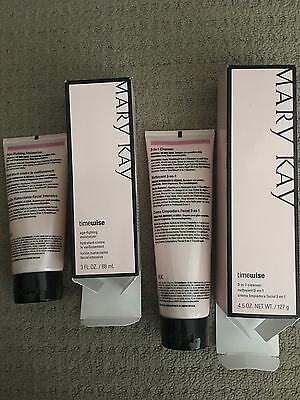 Mary Kay Timewise Set 3 In 1 Cleanser And Moisturiser For Normal To Dry Skin