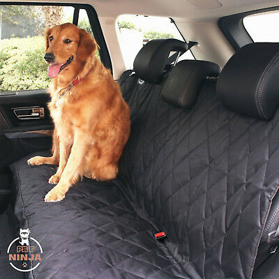 Pet Ninja Luxury Water Proof Pet Seat Cover for Cars Durable Dog Car Seat Cover