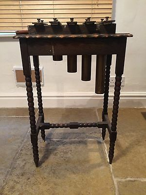 Arts And Crafts Made Xylophone 1850 Victorian Dinner Chimes