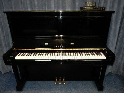 Yamaha U3 Silent Upright Disklavier Piano. 18 Years Old. 0% Finance Available