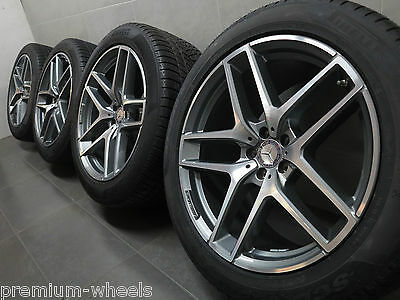 """21 """" Winter Wheels Genuine Mercedes AMG GLE W292 C292 Coupe Winter TYRES NEW"""