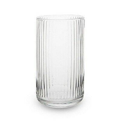 *brand new x2 (a pair) COUNTRY ROAD 'Lume' highball drinking glasses clear set*