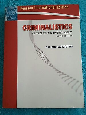 introduction to forensic science pdf