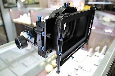 Fotasy Rail Movie Making System with Follow Focus Film Photography Stabilizer