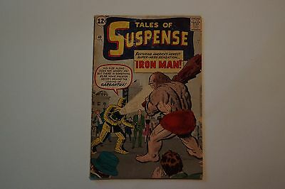 Tales of Suspense #40 1963 1.5 to 2.0