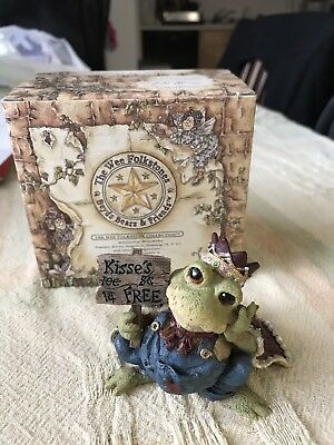 Boyds Bears And Friends Charles Dunkleburger Prince Of Tales Kiss Me Quick