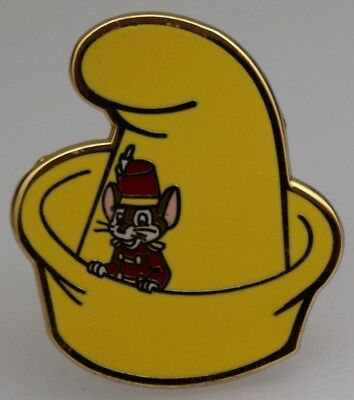Disney Character Hats Collectible Dumbo Pin Only P1
