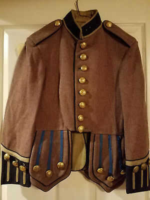Scottish Pipers Doublet Costume / Reenactment Size 34