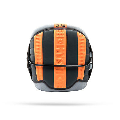 Mystic Drip Kitesurf Harness 2018 - Orange / Gris