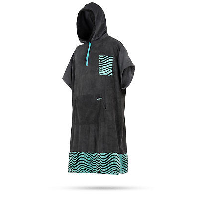 Mystic ALLOVER Print Poncho / Fleece / Changing Robe 2018 - Mint