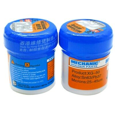 Mechanical Engineer Liquid Reparing Soldering Paste Welding Process Solder Paste