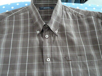 chemise homme CAMBRIDGE, taille 41
