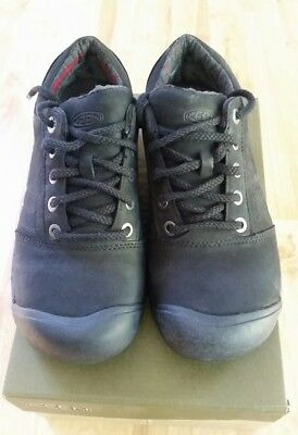 Unisex Mens Ladies Keen Walking/Outdoor/Hiking Shoes Leather - New in Box