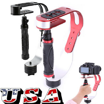 Alloy Handheld Handy Video Stabilizer Steadicam for iPhone Gopro Camera DV SLR