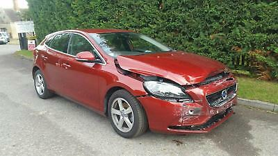 2013 Volvo V40 D2 SE Salvage Category D 56399