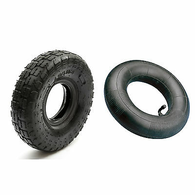 Petrol Scooter TYRE INNERTUBE 4.10/3.50-4  410-4 350-4 Wheelbarrow 410x4 350x4