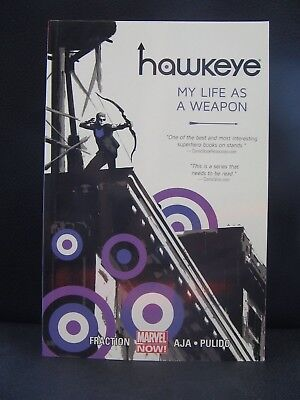 Marvel Hawkeye My Life As A Weapon  Tpb Graphic Novel