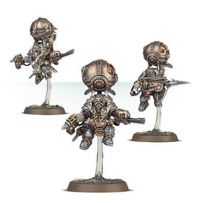 Warhammer Age of Sigmar: Kharadron Overlords Skyriggers / Endrinriggers - Zwerge