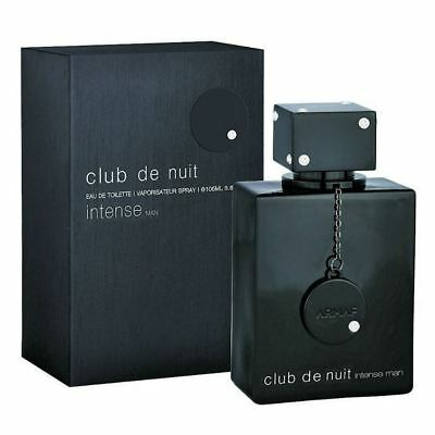 Armaf Club De Nuit Intense Man 105ml EDT (Made in France) Sealed & Sent Tracked