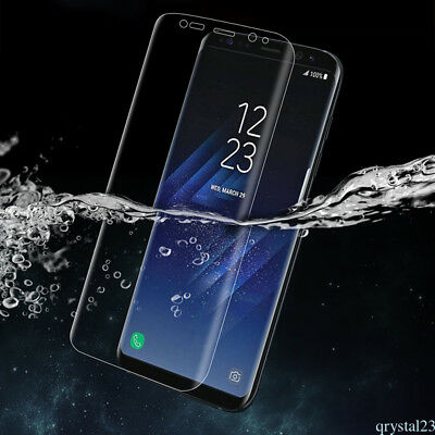 100% Real Tempered Glass Film Lcd Screen Protector For Samsung Galaxy S8+ Pet