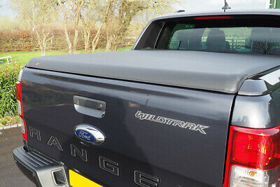Soft Roll Up Tonneau Cover - Ford Ranger T6 Wildtrak 2012-2019 Double Cab