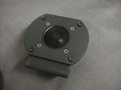 1 Dayton Audio RS28A-4 Aluminum  Dome Tweeter With Mounting Bracket