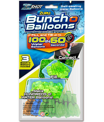 A Bunch OF Balloons 500 Self-Sealing Water Balloons Ships Within 24hr