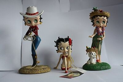 lot of Betty Boop Figurines
