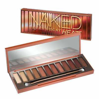 Urban Decay Heat Naked Ultimate Basics Matte Eye Shadow Palette