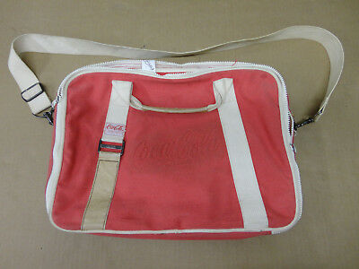 Vintage 1991 Coca Cola Sports bag/Briefcase
