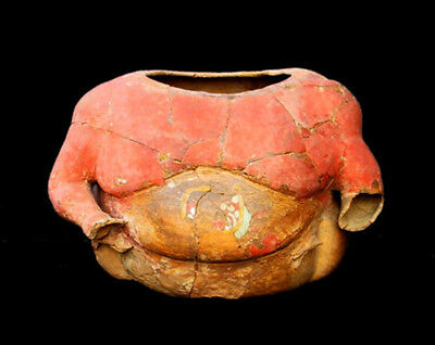 Pre-Columbian Artifact, Torso, Ceramic