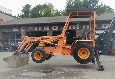 2005 Allmand 220 TLB tractor loader backhoe, 1100 hours , excellent condition.