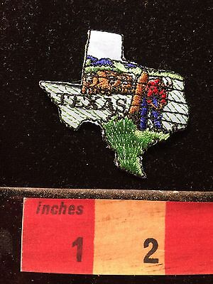 Texas Patch ~ Farmer Cattle Rancher Cow 69WH
