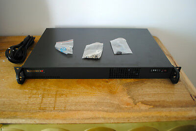 Supermicro CSE-510L-200B Rackmount 1U w/ 200W Power Supply NEUF New