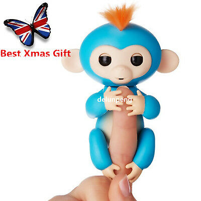 Original Toys WowWee Fingerlings Baby Monkey Playset with Aimmee Monkey New!!