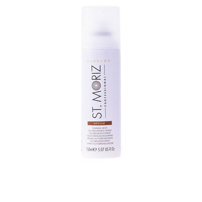 Cuidado Solar St. Moriz unisex AUTOBRONCEADOR spray #medium 150 ml