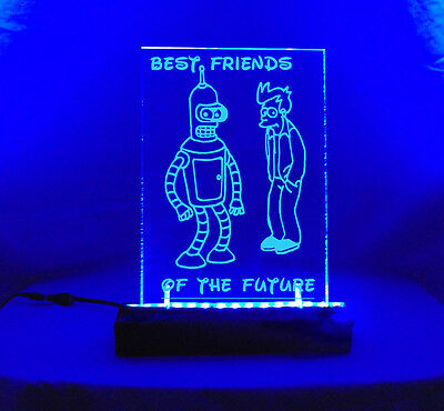 Futurama 1a Custom Light (Multiple Colours Available)