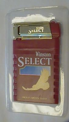 Winston Select Lighter NEW Fast Shipping SEE PICS